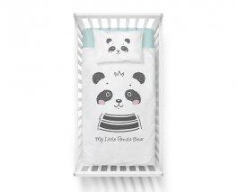 Povlečení lux bambus-bavlna panda