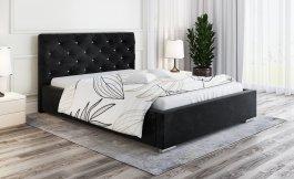 Čalouněná postel Verona 120/200 cm s úložným prostorem - kronos