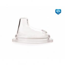 Canpol babies Nevylévací pítko silikonové k hrníčku 57/300
