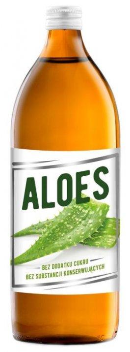 Aloe vera bio sťáva 100%  1 litr