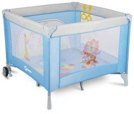 Dětská ohrádka Lionelo blue animals