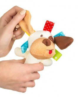 Plyšová hračka pejsek Reksio