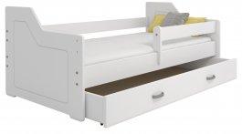 Zvětšit Postel Irena 160/80 cm + šuplík + matrace i rošt