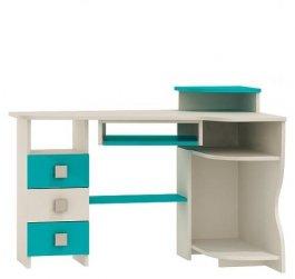 Psací stůl B4 - Aqua