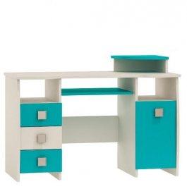 Psací stůl B5 - Aqua