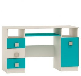 Psací stůl B7 - Aqua