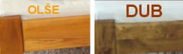 Postel Sofie 140 x 200 cm masiv borovice