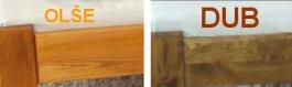 Postel Sofia 90 x 200 cm masiv borovice