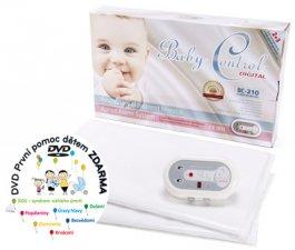 Monitor Baby control digital 210 + 2 senzorové podložky