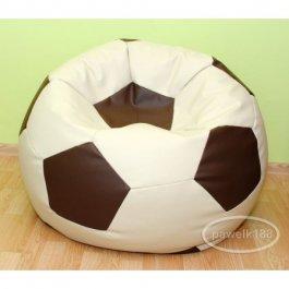 Zvětšit Sedací vak fotbalový míč 450L, 100 cm XXL nr.02