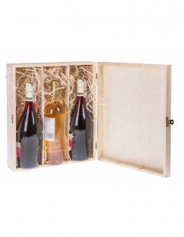 Krabička na víno Carmen 3