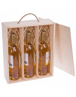 Krabička na víno Carmen 9
