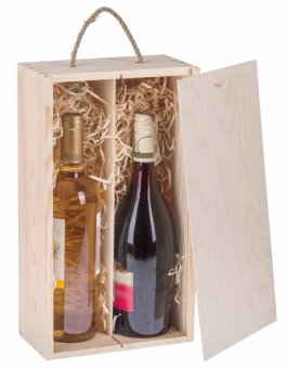 Krabička na víno Carmen 6