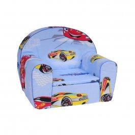 Dětské křesílko auta - modré
