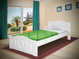 Postel Comfort 90/200 cm - masiv 3,5 cm