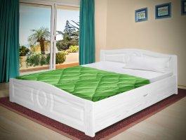 Postel Comfort se šuplíkem 160/200 cm - masiv 3,5 cm
