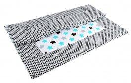 Hrací deka - hvězdy 110x110 cm nr.6