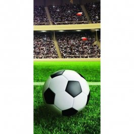 Osuška 140/70 cm - fotbal
