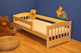 Dětská postel  Edík 200x80 cm + matrace