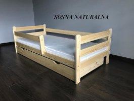 Dětská postel Jirka 160x80 cm + šuplík + matrace
