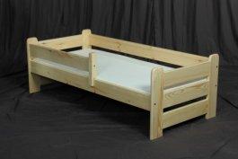 Postel Kouba 160/80 cm + rošt ( výběr matrací )