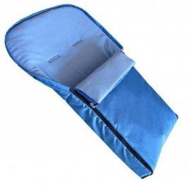 Zvětšit Fusak fleecový Junior modrý