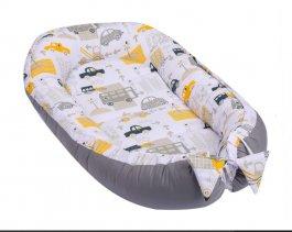 Hnízdo pro miminko bavlna vzor 2