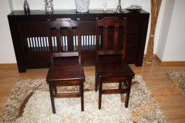 Zvětšit Židle z masivu Janek - ořech