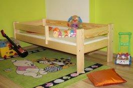 Dětská postel 160x70 cm Kristián+matrace+prostěradlo