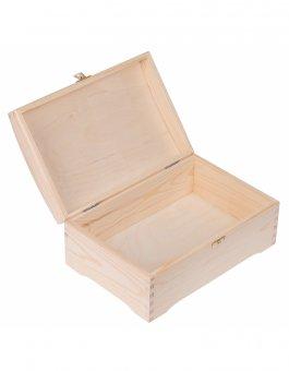 Kufřík sosna - 20/30 cm - se zapínáním