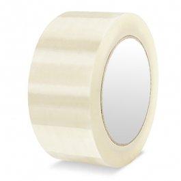 Lepící páska akryl 48x66 m - transparentní