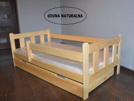 zväčšiť obrázok Detská posteľ Irma 180x80 cm + zásuvka + matrac