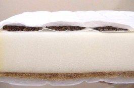 Matrace pohanka - molitan - kokos 180x80 cm
