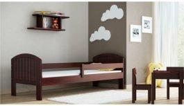 Dětská postel Aleš ořech 180x80 cm +matrace