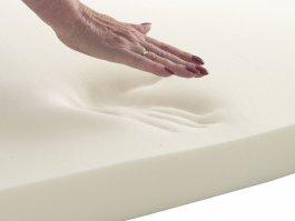 Podklad na matraci 80/200 cm - Visco pěna - prošívaný