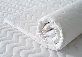 Zvětšit Podklad na matraci 160/200 cm - Visco pěna - prošívaný