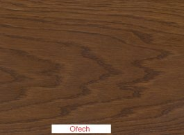 Postel z masivu Justin 90/200 cm + rošt - buk