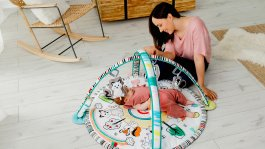 Zvětšit Hrací elektronická deka Paula