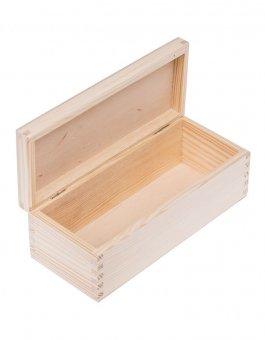 Zvětšit Krabička dřevěná 9x22,5x8 cm