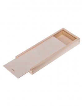 Zvětšit Krabička dřevěná 11x30,5x3,4cm