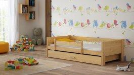 Dětská postel Mája se šuplíkem 180/90 cm