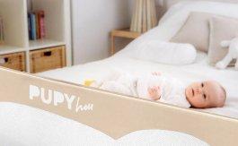 Zábrana na postel - Pupyhou Eva béžová
