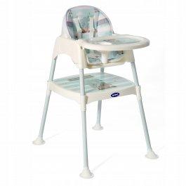 Krmící židlička 3v1 - sloník