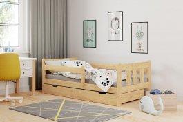 Dětská postel Irma 180x80 cm + šuplík + matrace