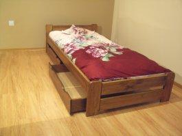 zväčšiť obrázok Šuplík pod posteľ 98 cm dub