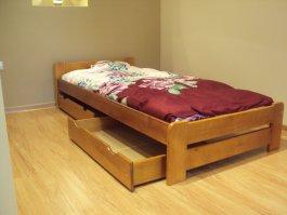 zväčšiť obrázok Šuplík pod posteľ 98 cm jelša
