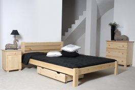 zväčšiť obrázok Šuplík pod posteľ 98 cm borovica