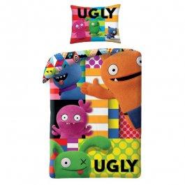 Povlečení - Ugly Dolls 140/200 + 70/90 cm