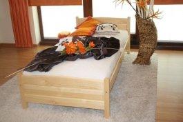 Zvětšit Postel Jolana 90 x 200 cm masiv borovice