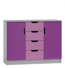 Komoda N12 - Violet